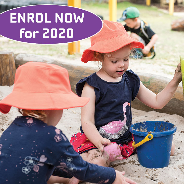 enrol your 2.5 - 5 yr old in a meerilinga early learning program for 2020