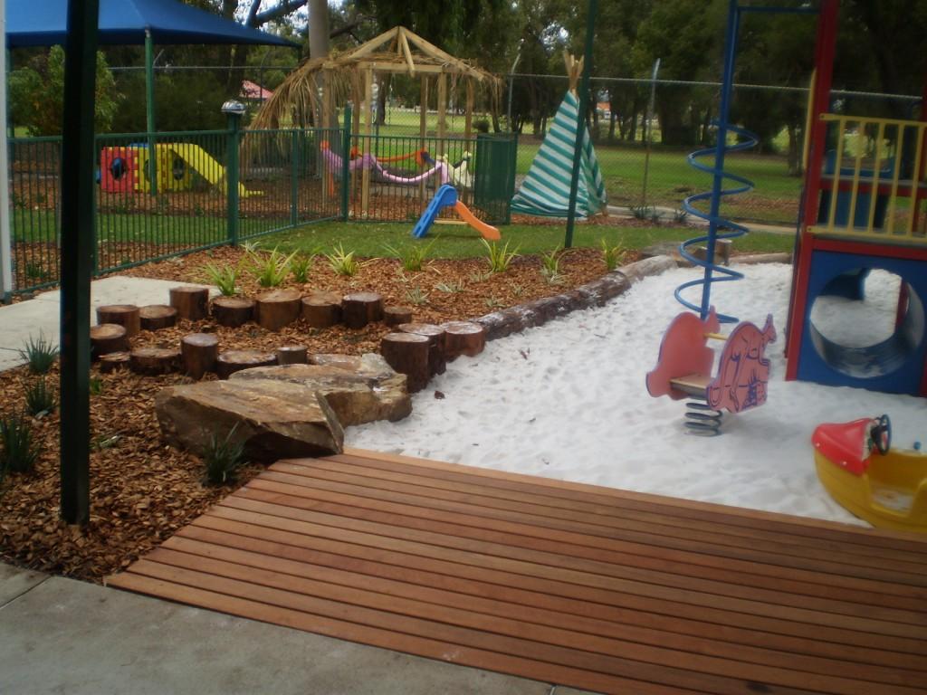Beechboro Outdoor Play Area