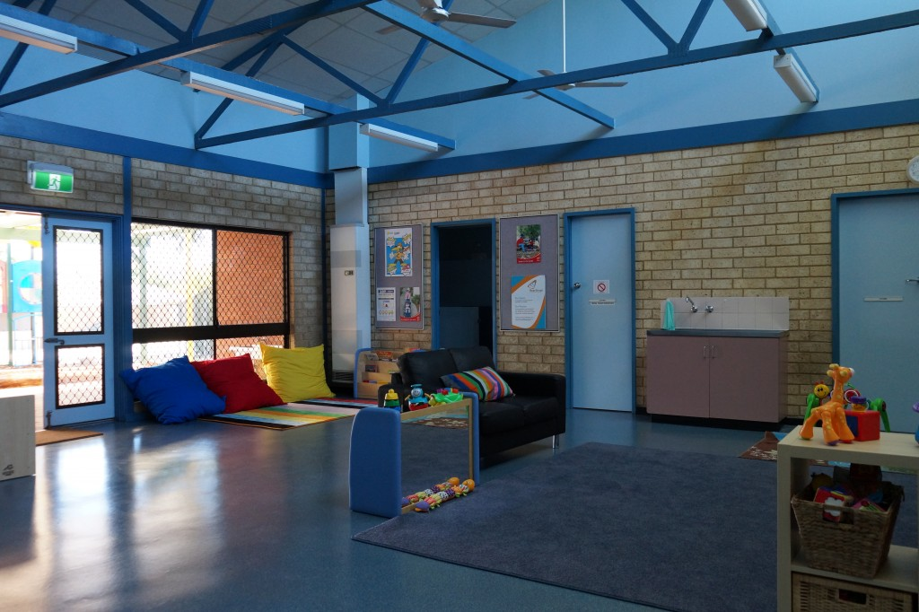 Meerilinga High Wycombe cheap room hire Activity Room 2 toys