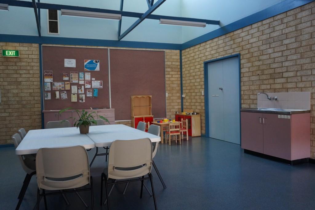 meerilinga High Wycombe Activity Room 1 available to rent