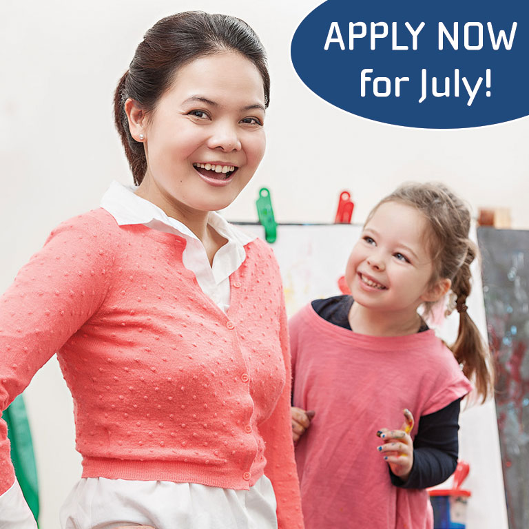 study childcare at west leederville with meerilinga training college this july