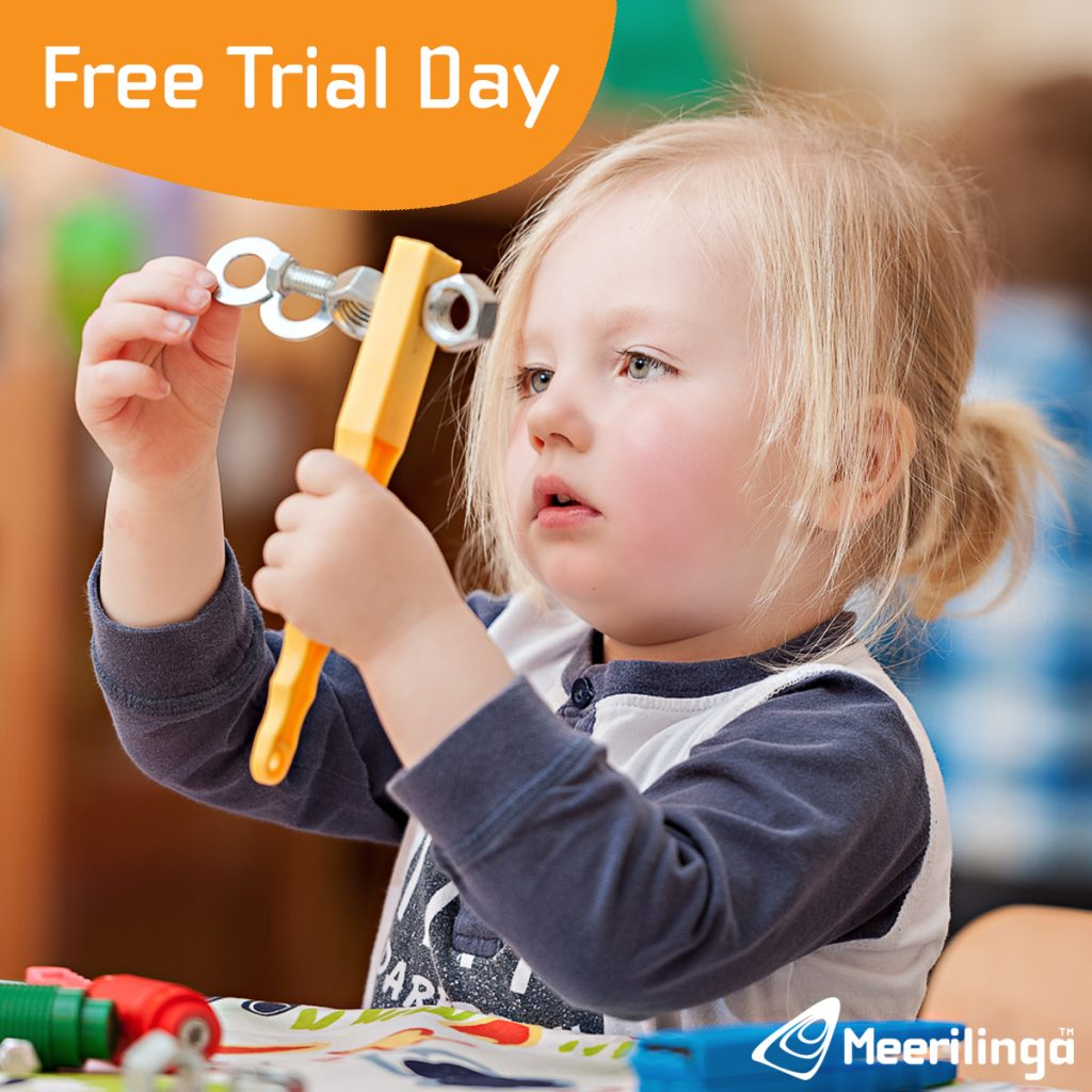 Free trial day at meerilinga high wycombe early learning program