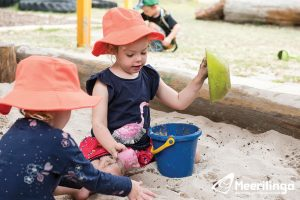 high wycombe girls in outdoor sandpit area available for hire