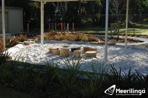 ballarajura room available for hire outdoor sand area