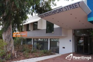 meerilinga west leederville room for hire entrance