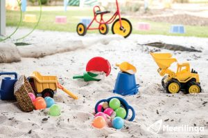 beechboro activity room 2 for hire outdoor sand area