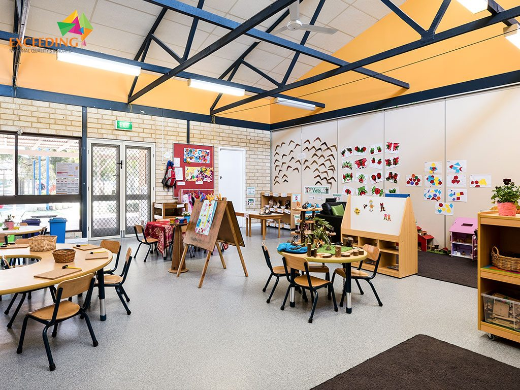early learning program, early learning environment childcare meerilinga kingsley