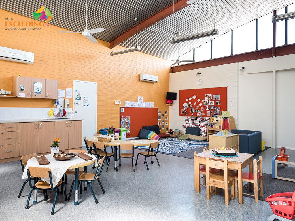 open space of meerilinga woodvale early learning program