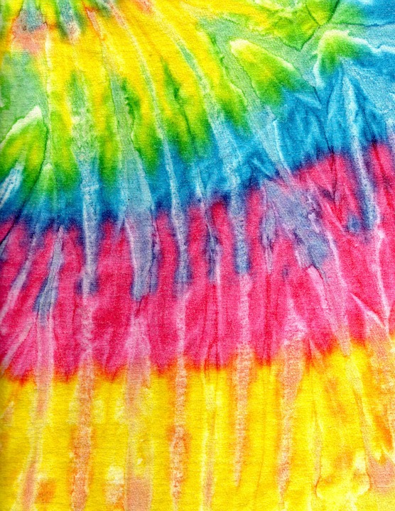 come to a school holiday tie dye activity at meerilinga kingsley