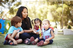 how to best prepare your child for kindy or childcare