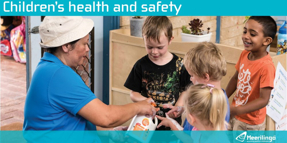 childrens health and safety