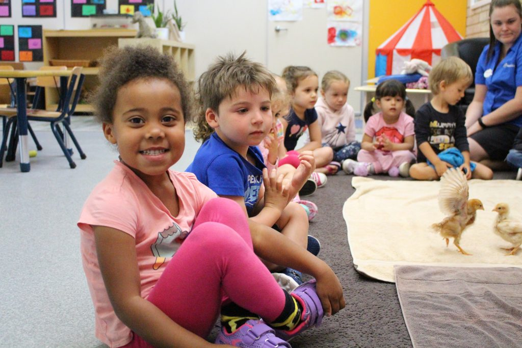 Tips to prepare your child for pre-kindy.