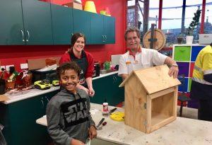 Bunnings DIY Children's Garden Workshop