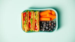 Healthy lunchbox Ideas - HW